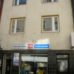Kiosk Babylon, Ehrenfeld, Köln